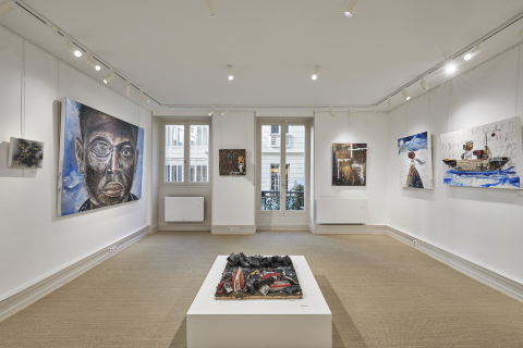 Valuence opens a new MAGO Gallery in Paris, France! Following the grand opening in Hong Kong, the second overseas gallery opens in the capital of art. Spreading electronic waste art overseas, contributing to culture, economics, and society. (Photo: Business Wire)