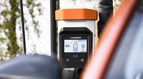 Kempower, a leading e-mobility charging technology provider, has announced a partnership with Gilbarco Veeder-Root (GVR), the global leader in technology solutions for the retail fueling and convenience market. GVR will offer Kempower's EV chargers as part of its EVerse offering, which also includes network management software, installation and maintenance services. (Photo: Business Wire)