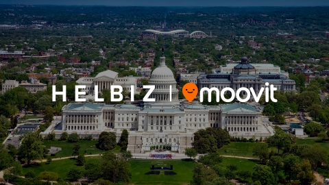 Moovit and Helbiz Accelerate Global Partnership (Photo: Business Wire)