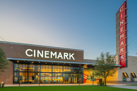 Cinemark announces the grand opening of its Cinemark Waco and XD theatre in Waco, Texas. (Photo: Business Wire)