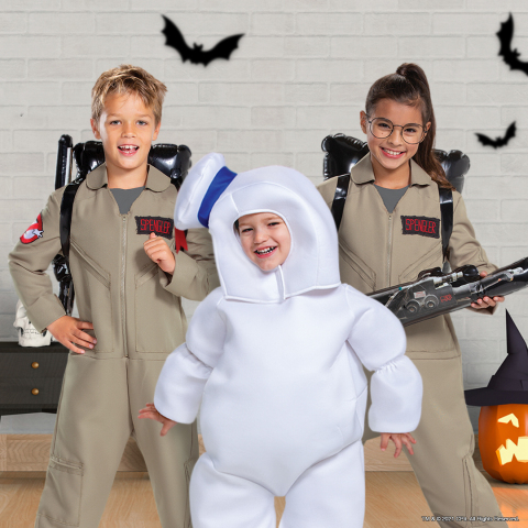 Ghostbusters Afterlife Costumes by Disguise (Photo: Business Wire)