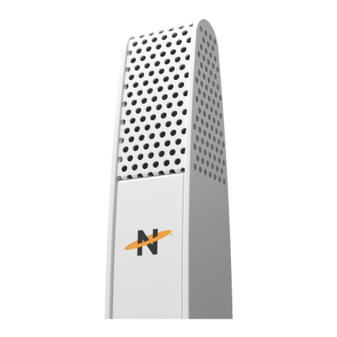 From Home to Office to Classroom and Beyond, Neat's Elegant and Easy-to-Use Skyline Microphone Significantly Improves How You Sound is Now Available at Retail For a MSRP of $69.99 (Photo: Business Wire)