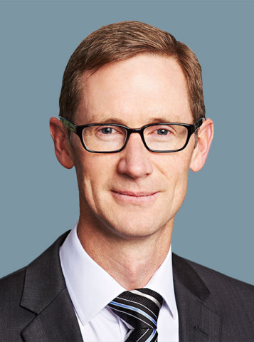 Gareth Joyce, newly appointed independent director for Compass Minerals (NYSE: CMP) (Photo: Business Wire)