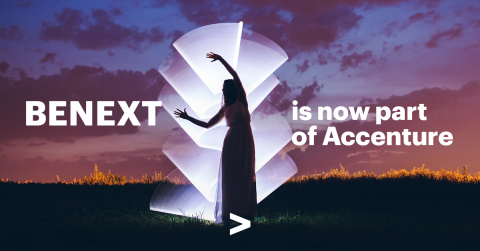 BENEXT is now part of Accenture (Photo: Business Wire)