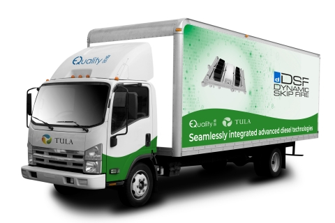 E-Quality Tec and Tula Technology are partnering to improve fuel efficiency and reduce emissions in medium and heavy-duty diesel vehicles in China. (Photo: Business Wire)