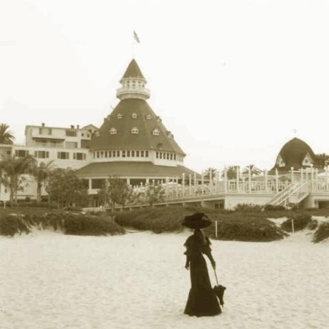 Hotel del Coronado in Coronado, California (Photo Credit: Historic Hotels of America)