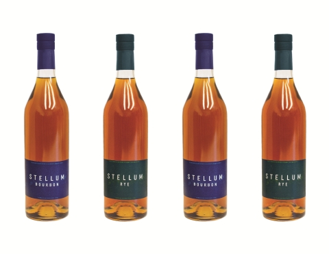 Barrell Craft Spirits®, the award-winning independent blender and bottler of unique aged, cask-strength sourced whiskey and rum, today expands its footprint in Australia with the introduction of Stellum® Spirits. The inaugural cask-strength bourbon and rye expressions will be joined by single barrel releases later in 2021. The new brand will be distributed via Orrsum Spirits, an importer, marketer, retailer and distributor of premium spirits. (Photo: Business Wire)