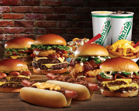 Nathan's Famous Menu Items (Photo: Business Wire)