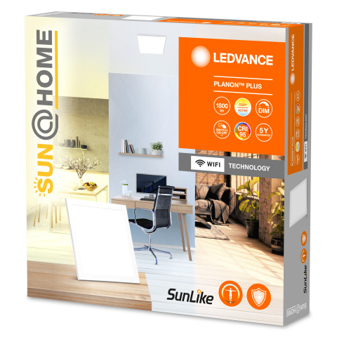 LEDVANCE Sun@Home family designed with SunLike Series natural spectrum LEDs (Graphic: Business Wire)