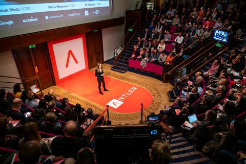 Antler's Demo Day in London (Photo: Business Wire)