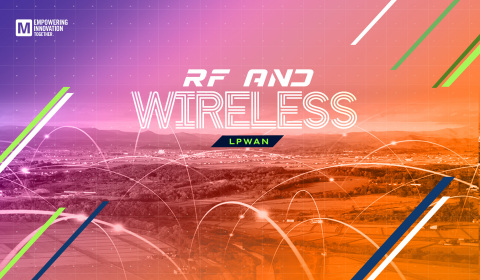 The sixth installment of Mouser Electronics' 2021 EIT series investigates emerging trends in RF and wireless technologies through an engaging collection of podcast, blog and infographic content. (Graphic: Business Wire)
