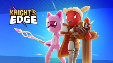Colyseus Arena customer Knight's Edge by Lightfox Games (Graphic: Business Wire)