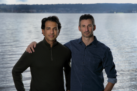 Karat co-founders Mo Bhende and Jeffrey Spector. (Photo: Business Wire)