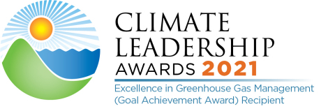 2021 Climate Leadership Award
