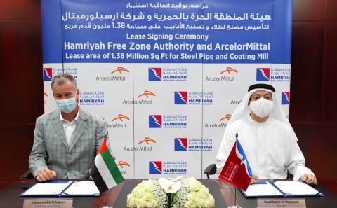 Signing of the Memorandum (Photo: Business Wire)