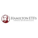 Hamilton ETFs Announce Changes to Rebalancing Methodology of Hamilton Canadian Bank Mean Reversion Index ETF and Hamilton Enhanced Canadian Bank ETF