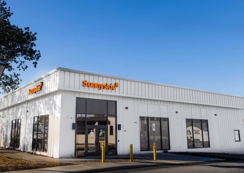Sunnyside Wyomissing opens Friday, October 22, marking Cresco Labs' first store in the city of Reading and fifth location in Pennsylvania.